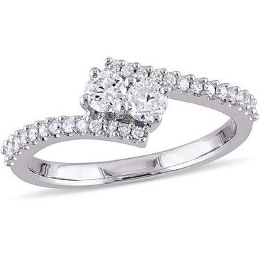 Kiara Swarovski Signity Sterling Silver Kalyan Ring_Kir0768 - Silver