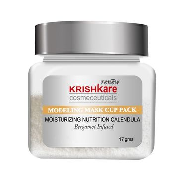 Facial Moisturizing Nutrition Modeling Mask Cup Pack - Calendula