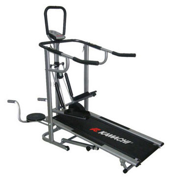 Kamachi 4 In 1 Manual Treadmill Jogger available at Naaptol for Rs.11499