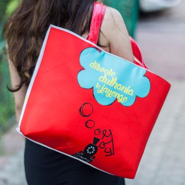 Arisha Women Handbag Red -Lb209