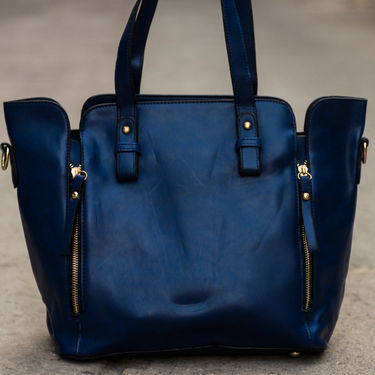Arisha Blue Handbag -LB 356