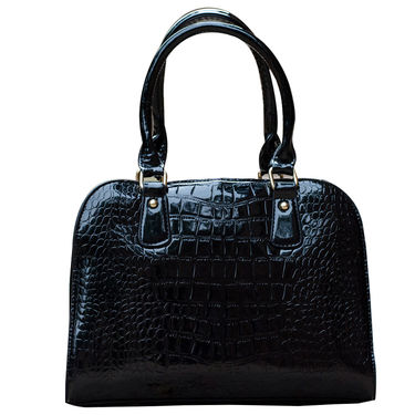 Sai Arisha PU Black Handbag -LB726