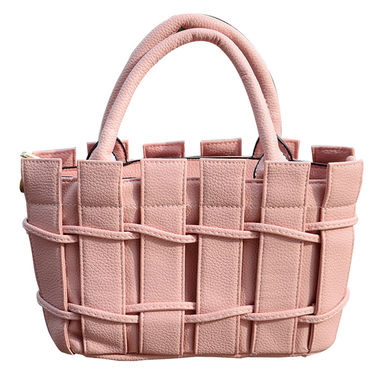 Sai Arisha PU Peach Handbag -LB738