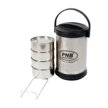 PNB OMEGA Tiffin Box - 4 box