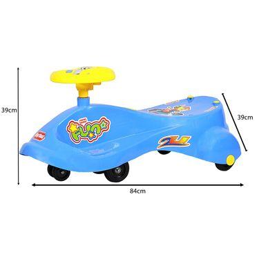 Kids Best Swing Car Blue