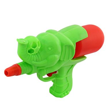 Holi Green Water Pichkari Ele Ball Squirter With Gulal Balloons A577-27 - 4VHG