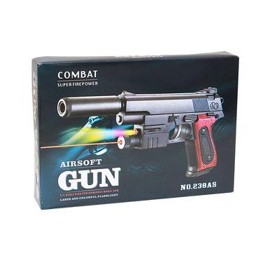 Laser Combat Gun Air Soft