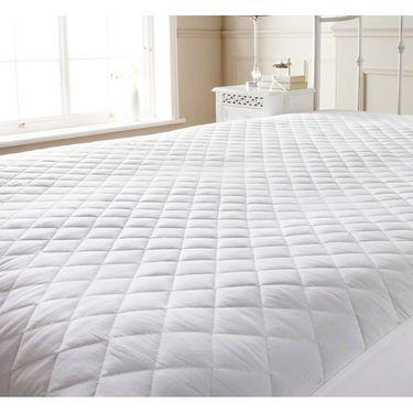 Storyathome 100% Cotton Single Bed Waterproof Mattress Cover-MPR1404