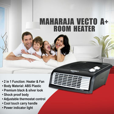 Maharaja Vecto A+ Room Heater