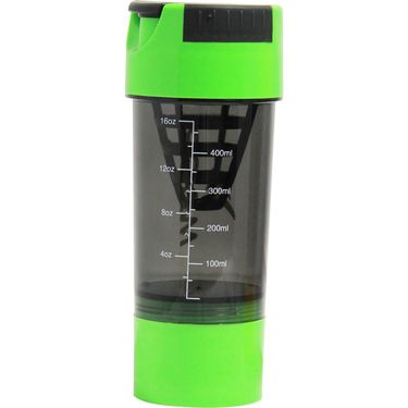 Mayor Hurricane Shaker Green & Black - 600 ml