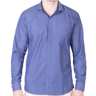 Cliths Pack of 3 Cotton Shirts For Men_Md080
