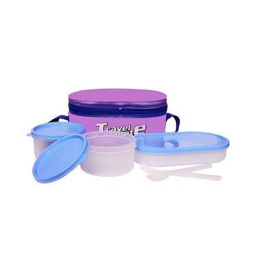 Milton Lunch Box Travel Mate-Purple