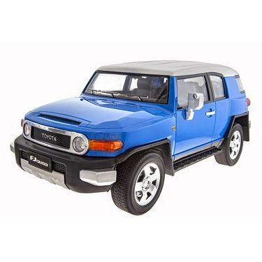 Mitashi Dash 1:12 RC Rechargeable Toyota FJ Cruiser