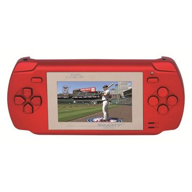 Mitashi Game In Smarty v1.0 - 3inch LCD, 128 in 1 games, Plug & Play