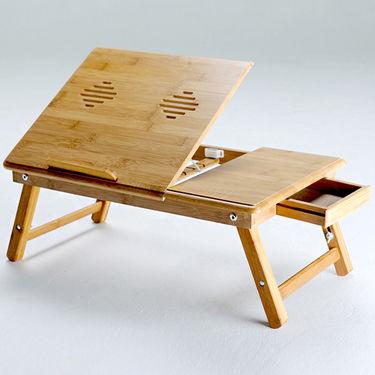 Deals - Flat 400 OFF on multi-purpose foldable laptop table