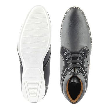 Big Wing Synthetic Leather Casual Shoes -As004