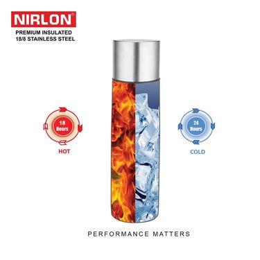 Nirlon  Stainless Steel Vaccum Flask 350 ml_NR48631
