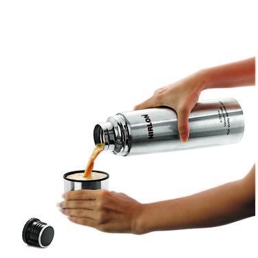 Nirlon  Stainless Steel Vaccum Flask 1000 ml_NR48634