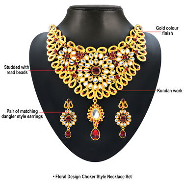 Navya 15 Pcs Designer Jewellery Collection