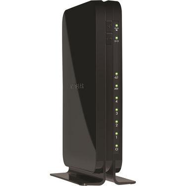 Netgear DGN1000 N150 WiFi Modem Router - Black
