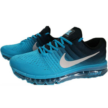 Nike Mesh  Blue & Black Sports Shoes -osn06