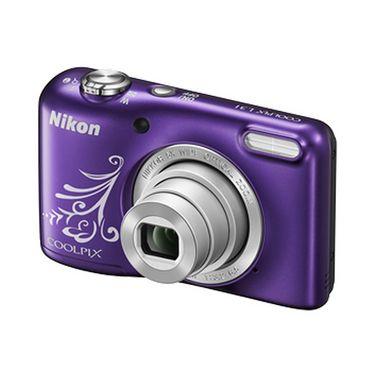 Nikon COOLPIX L31 Compact Digital Camera - Purple