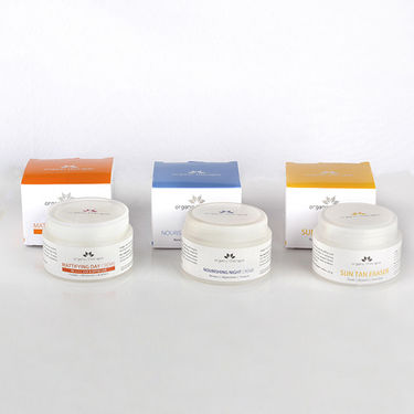Organic Therapie Skin Protection Combo (50g)