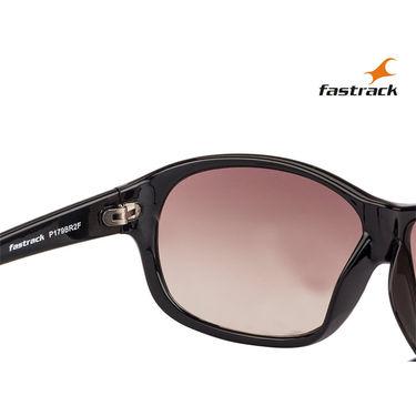 Fastrack Wayfarer Sunglasses For Women_P179br2f - Brown