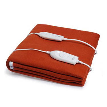 Set of 2 Expressions Polar Fleece Electric Double Blankets-POLAR05DB