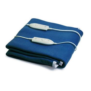 Set of 2 Expressions Polar Fleece Electric Double Blankets-POLAR07DB