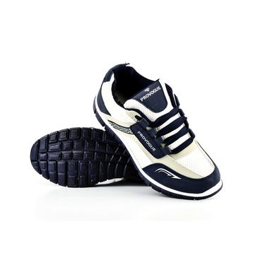 Provogue Mesh Sports Shoes PV1052-Grey & Blue