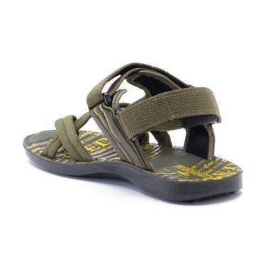 Provogue Mens Floater Sandals Pv1107-Olive