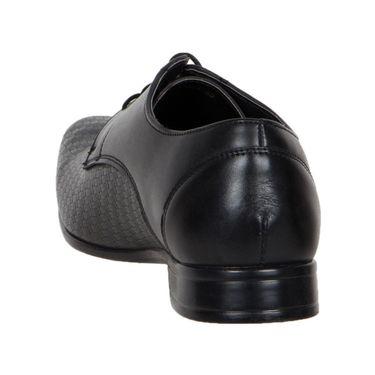 Provogue Black Formal Shoes -yp01