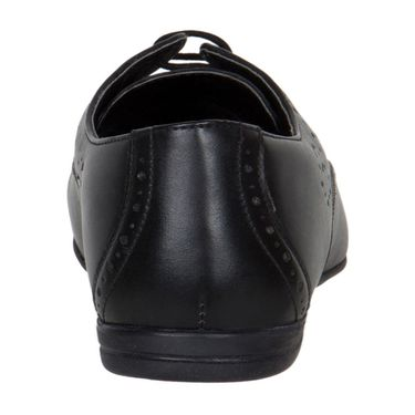 Provogue Black Formal Shoes -yp10
