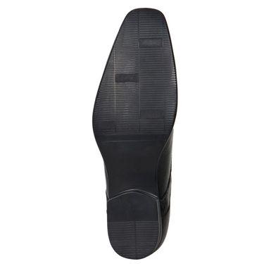 Provogue Black Formal Shoes -yp16