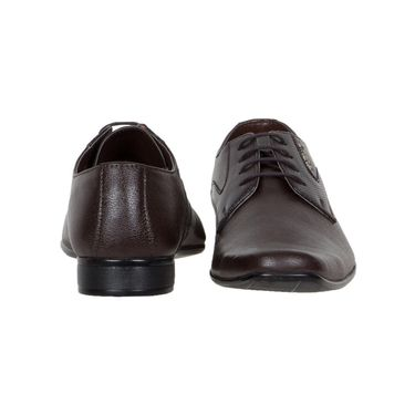 Provogue Coffee Formal Shoes -yp17