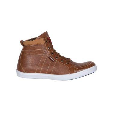Provogue Tan Sneaker Shoes -yp21