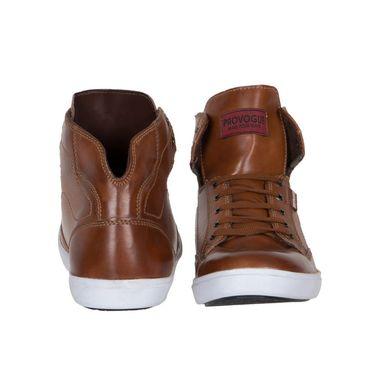 Provogue Beige Sneaker Shoes -yp24