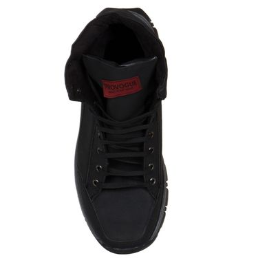Provogue Black Casual Shoes -yp30
