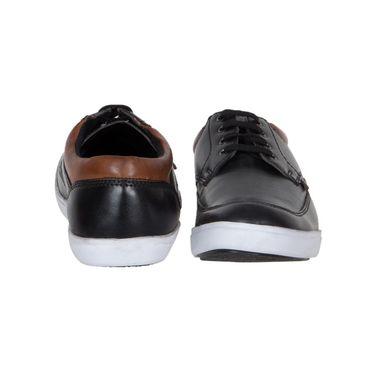 Provogue Black Casual Shoes -yp36