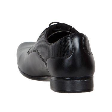 Provogue Black Formal Shoes -yp54