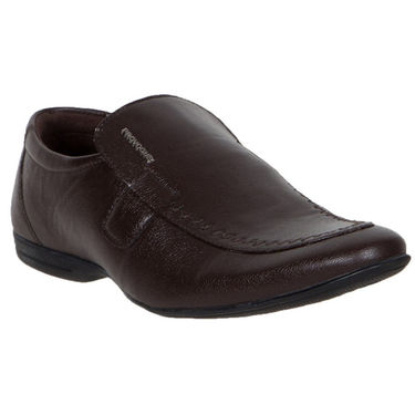 Provogue Coffee Formal Shoes -yp77