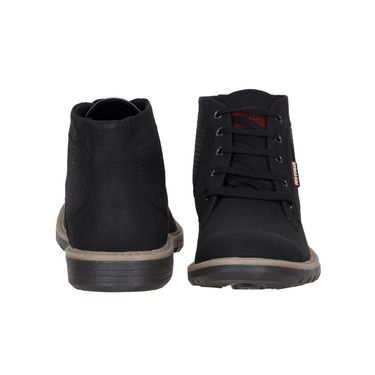 Provogue Black Casual Shoes -yp110