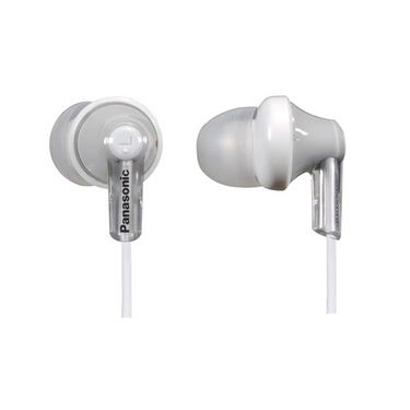 Panasonic RP-HJE118E-S In-Ear Earphone - Silver