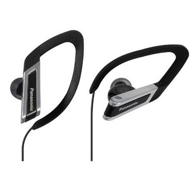 Panasonic RP-HS200E-K Sports Gym Earphone for iPods, MP3