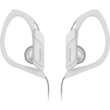 Panasonic RP-HS34E-W In-Ear Headphones - White