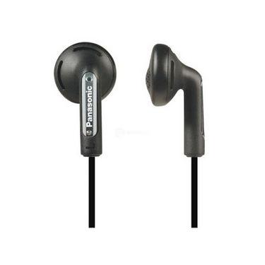 Panasonic RP-HV154E-K Headphone w/Deep Bass for iPods