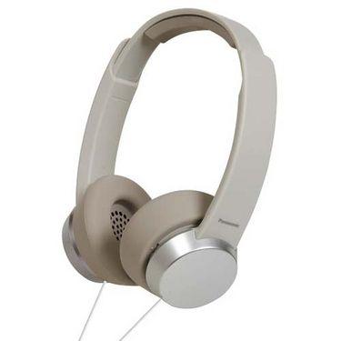 Panasonic RP-HXD3WE On-Ear Canal Headphone - White