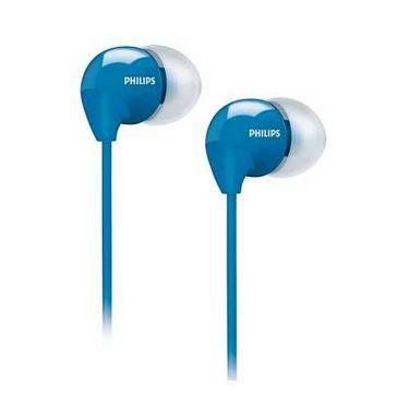 Philips SHE3590BL/10 Headphone - Blue