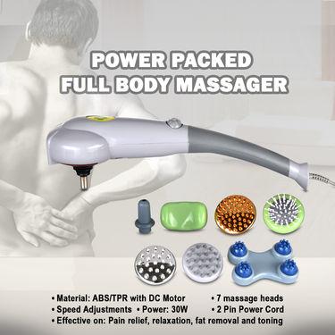 Power Packed Full Body Massager